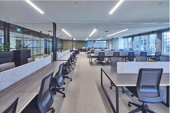 580 George Street @ Town Hall Office Space - Sydney