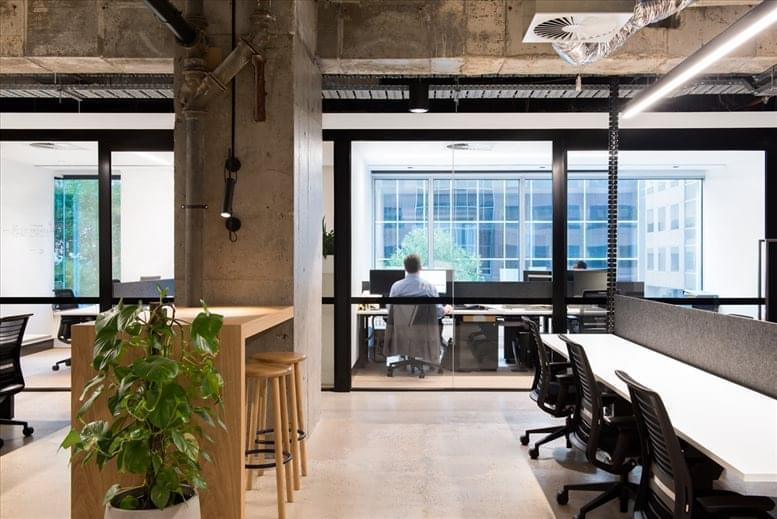 Level 3, 530 Collins St Office Space - Melbourne