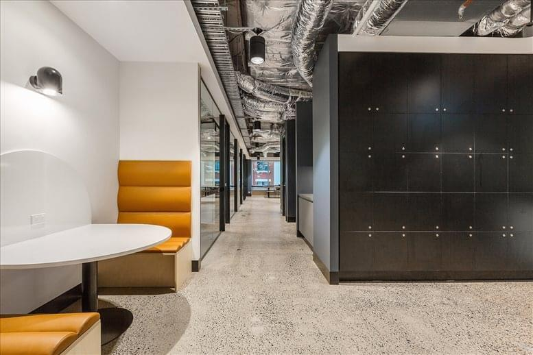 This is a photo of the office space available to rent on 530 Collins Street