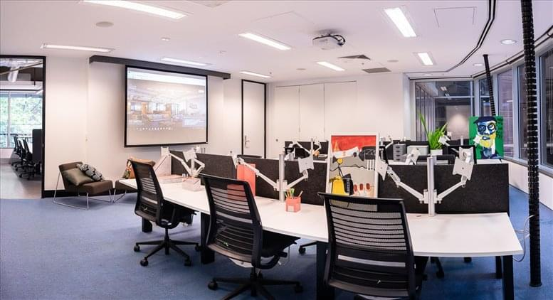 Photo of Office Space available to rent on Level 3, 530 Collins St, Melbourne