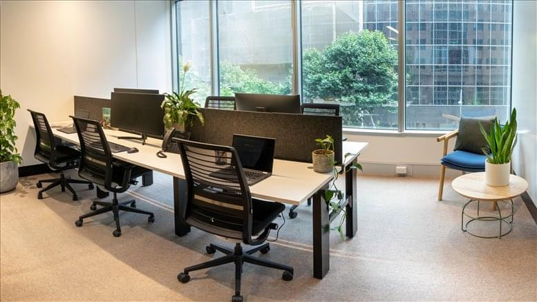 This is a photo of the office space available to rent on Level 3, 530 Collins St