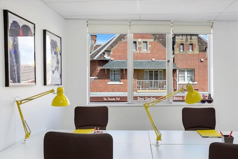 This is a photo of the office space available to rent on 1401 Botany Road