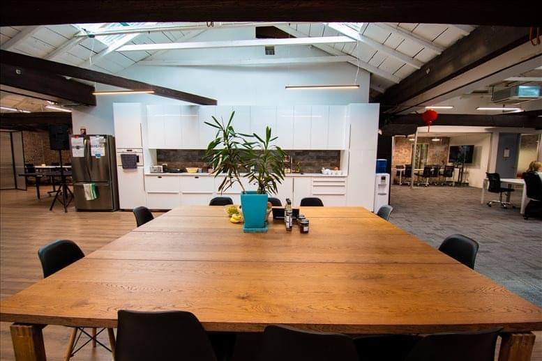 This is a photo of the office space available to rent on 63 Dixon St, Haymarket