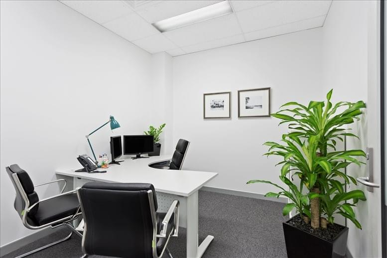 This is a photo of the office space available to rent on Studio 42 Workspaces, 42 Manilla Street, East Brisbane