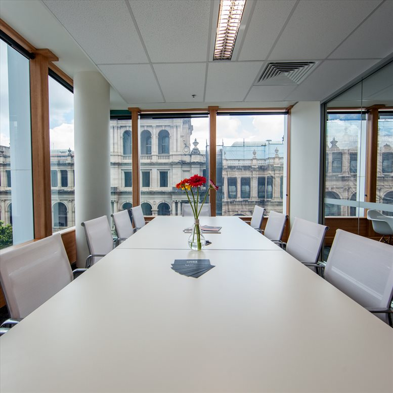 Photo of Office Space on 199 George Street Brisbane