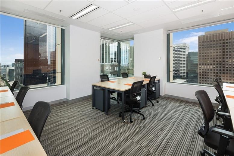 This is a photo of the office space available to rent on 459 Collins St