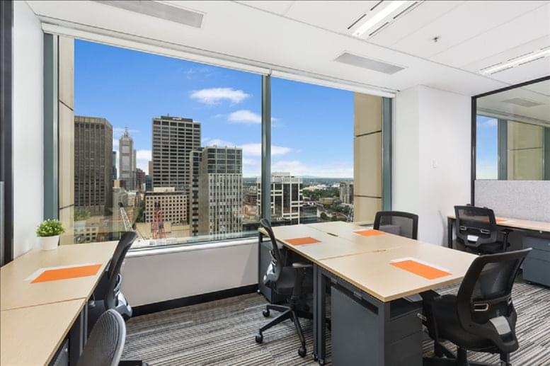 459 Collins St Office Space - Melbourne