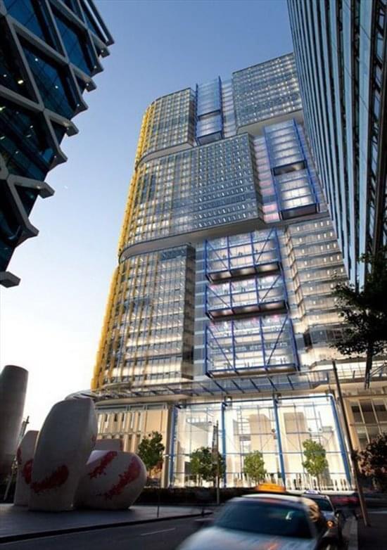 Three International Towers, Level 25, 300 Barangaroo Avenue Office Space - Sydney