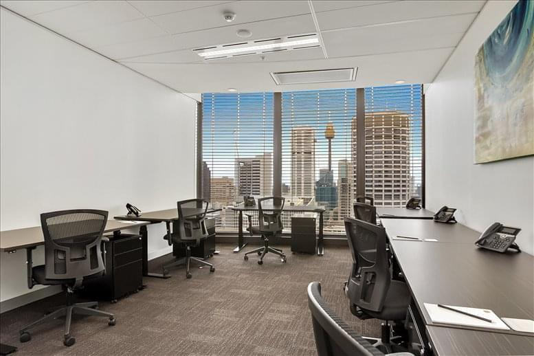 Picture of Three International Towers, 300 Barangaroo Avenue, Level 25 Office Space available in Sydney