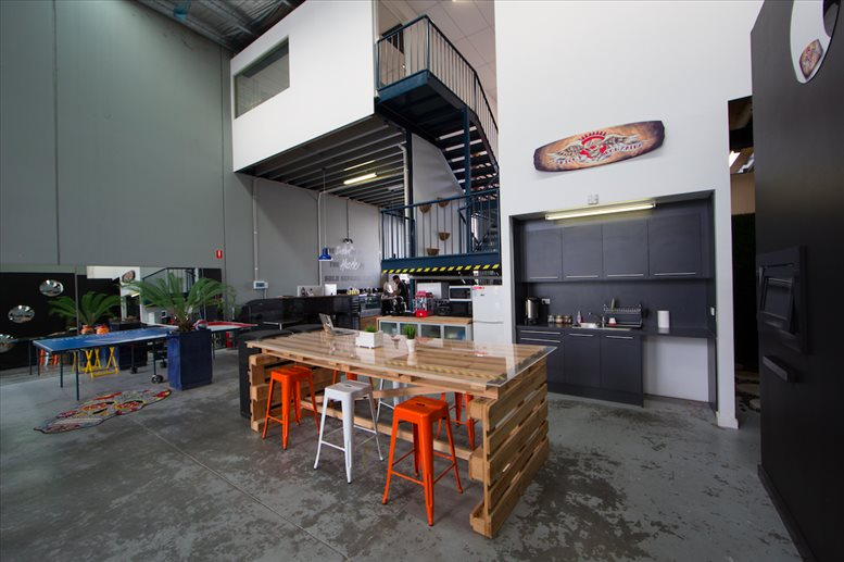 This is a photo of the office space available to rent on Factory 2, 52-60 Garden Dr, Tullamarine