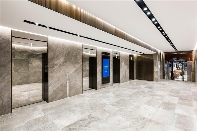 Emirates House, 257 Collins St Office Space - Melbourne