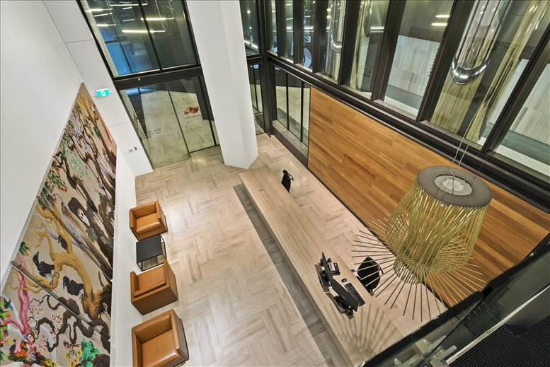 St James, 555 Bourke St Office Space - Melbourne