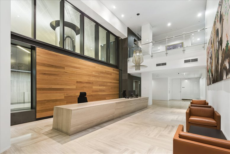 Photo of Office Space on St James, 555 Bourke St Melbourne