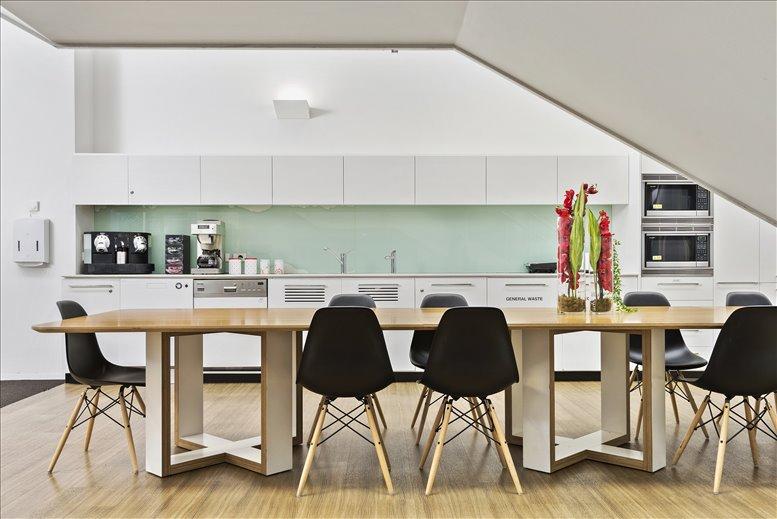 Office for Rent on St James, 555 Bourke St Melbourne