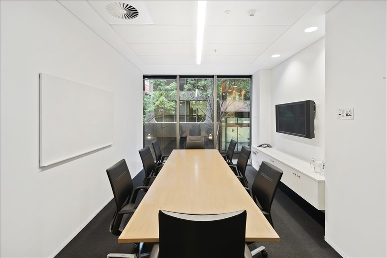Photo of Office Space available to rent on St James, 555 Bourke St, Melbourne