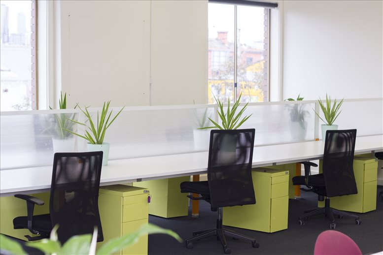 This is a photo of the office space available to rent on 61 Porter St, Prahran, South Yarra