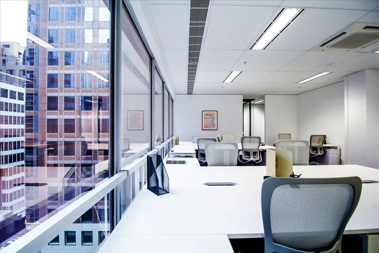 Photo of Office Space available to rent on 111 Elizabeth Street, Level 13, Sydney