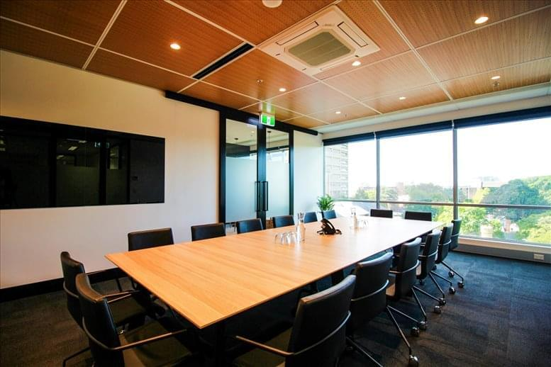 This is a photo of the office space available to rent on St James Centre, 111 Elizabeth Street, Level 13