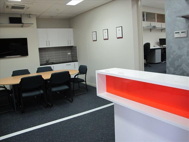 Picture of 50 Anderson Street Office Space available in Brisbane