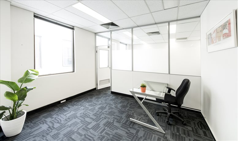 This is a photo of the office space available to rent on Level 2, 240 Chapel St, Prahran