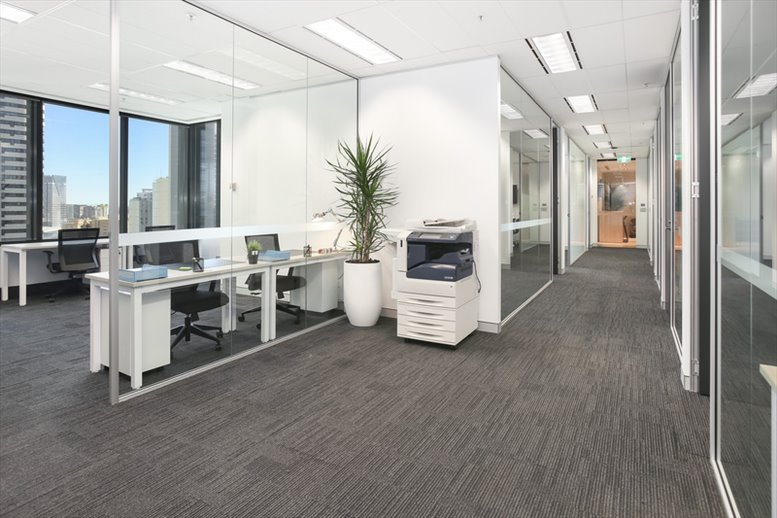 This is a photo of the office space available to rent on Level 16, 338 Pitt St