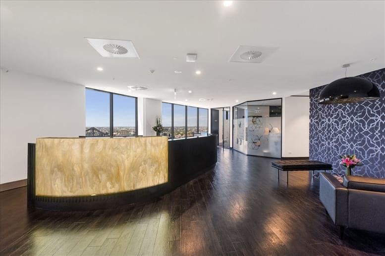 Level 18, 175 Eagle St Office Space - Brisbane