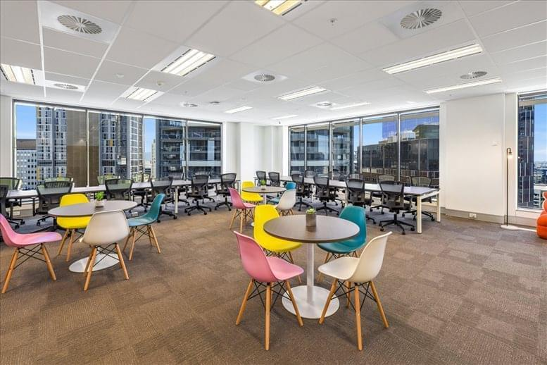 175 Eagle St, Level 18, Golden Triangle Office for Rent in Brisbane