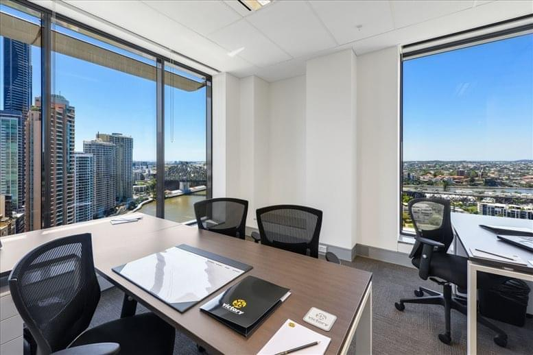 Photo of Office Space available to rent on 175 Eagle St, Level 18, Golden Triangle, Brisbane
