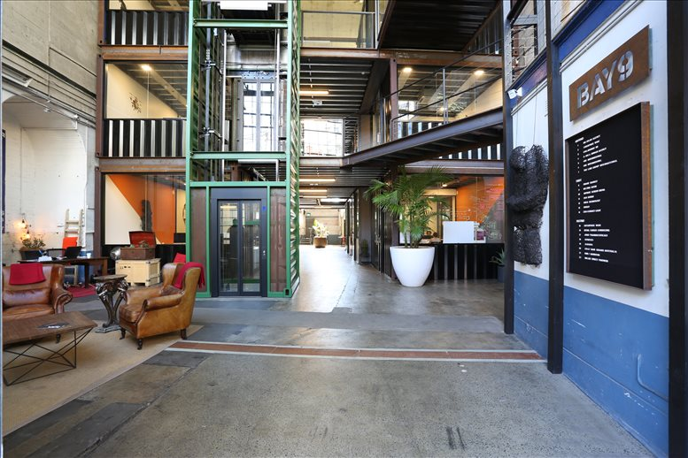 6-10 Middlemiss St, Lavender Bay Office Space - Sydney