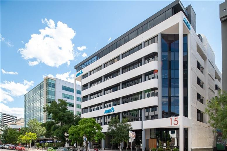 ANZ House, 15 Moore St, Level 4 & 5 Office Space - Canberra