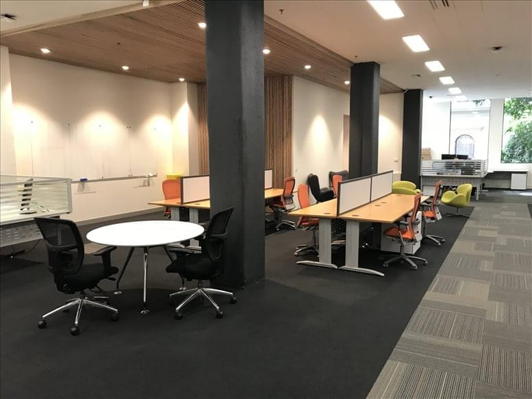 Serviced Office Space @ 11-19 Bank Place, Melbourne