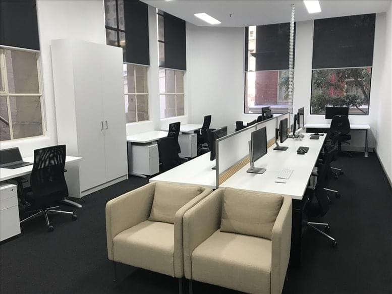 Office for Rent on Bank House, 11-19 Bank Place Melbourne
