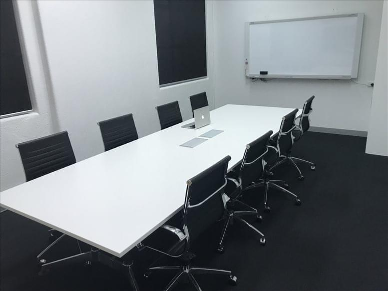 This is a photo of the office space available to rent on 11-19 Bank Place