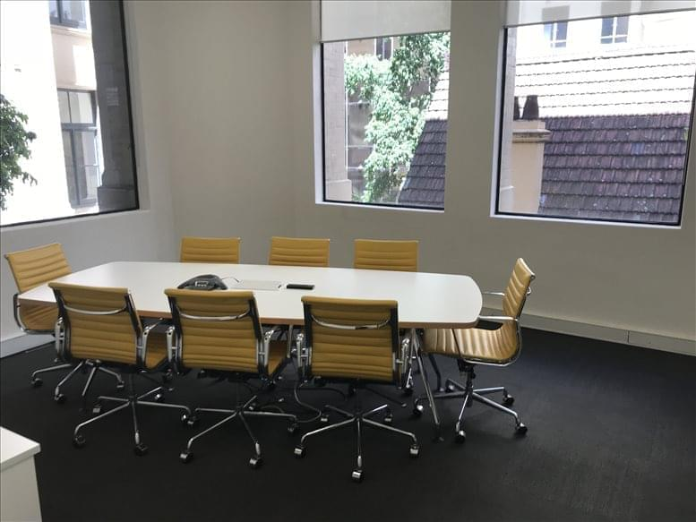 Photo of Office Space on 11-19 Bank Place Melbourne