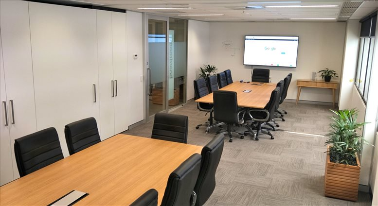 Level 9, CPA Centre, 307 Queen St Office for Rent in Brisbane