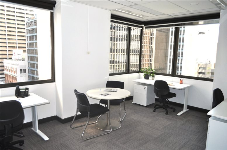 Office for Rent on Level 9, CPA Centre, 307 Queen St Brisbane