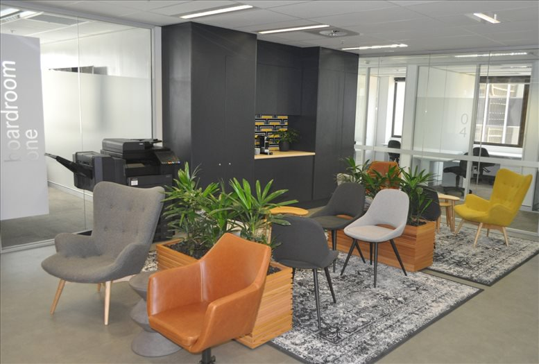 This is a photo of the office space available to rent on CPA Centre, 307 Queen St, Level 9