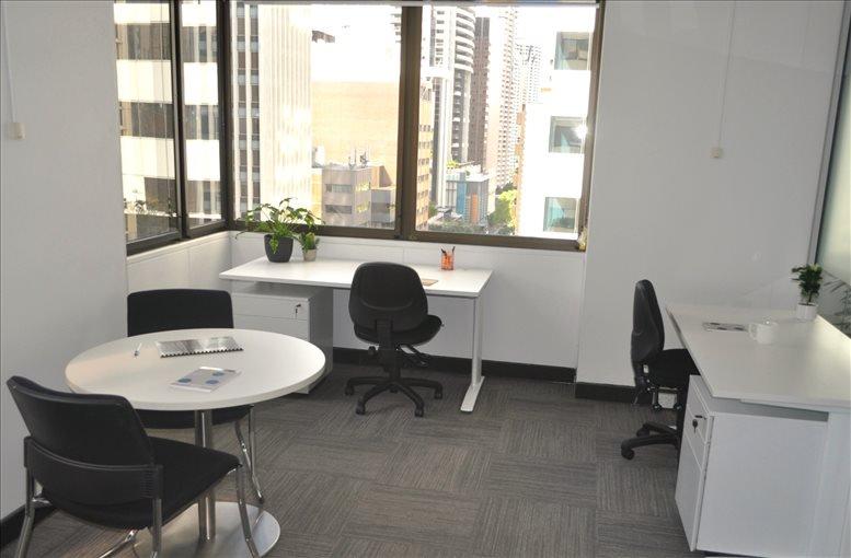 CPA Centre, 307 Queen St, Level 9 Office Space - Brisbane