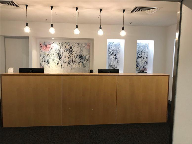 Office for Rent on Level 9, Emirates House, 167 Eagle St Brisbane
