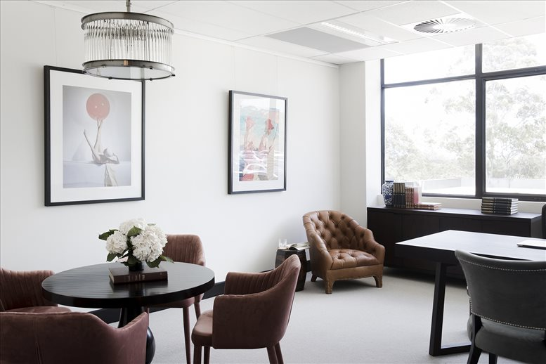 This is a photo of the office space available to rent on 14-16 Suakin St, Pymble, Upper North Shore