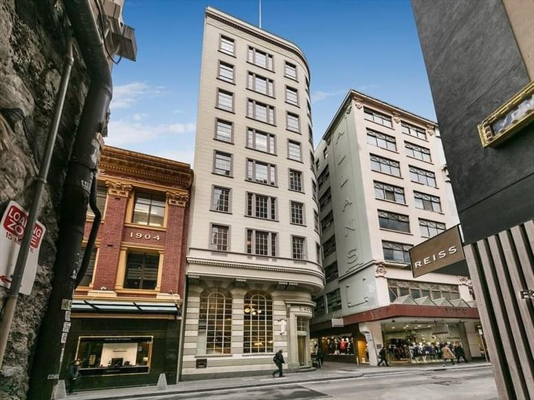 306 Little Collins St Office Space - Melbourne