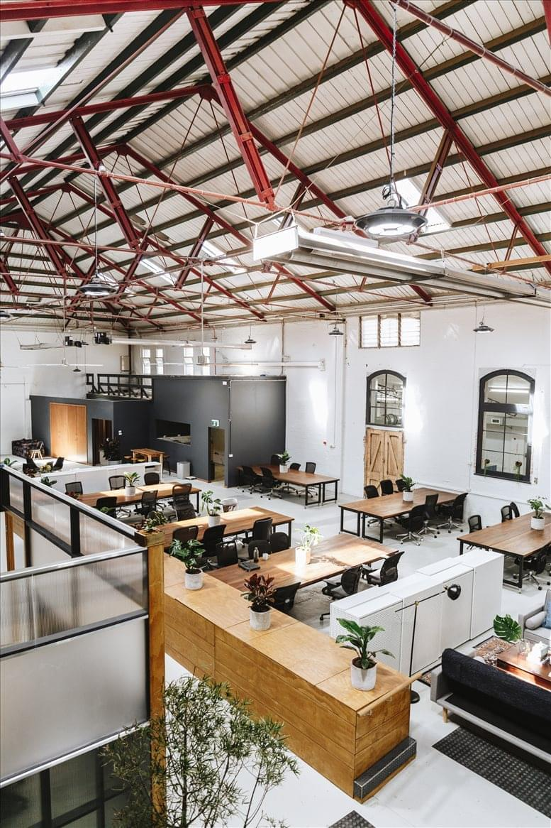 This is a photo of the office space available to rent on 105 Wellington St, St Kilda