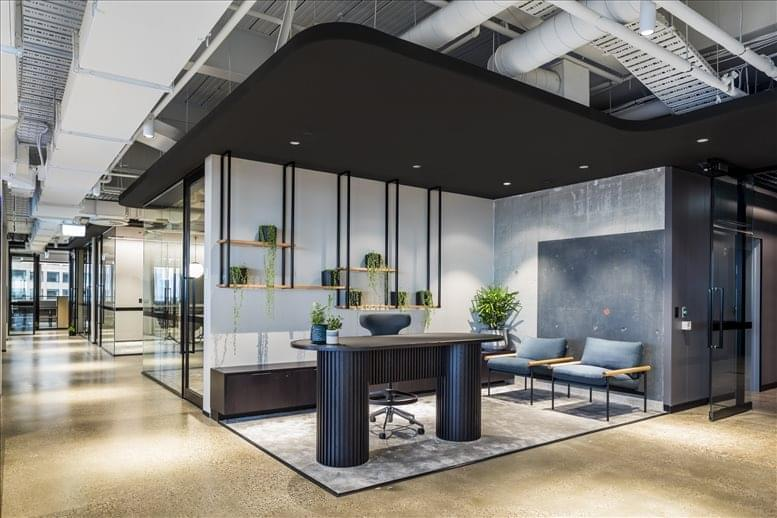 This is a photo of the office space available to rent on 8 Exhibition Street, Level 22