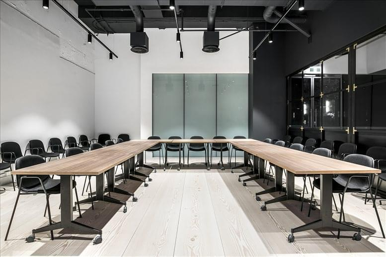 This is a photo of the office space available to rent on 201 Kent St, Barangaroo
