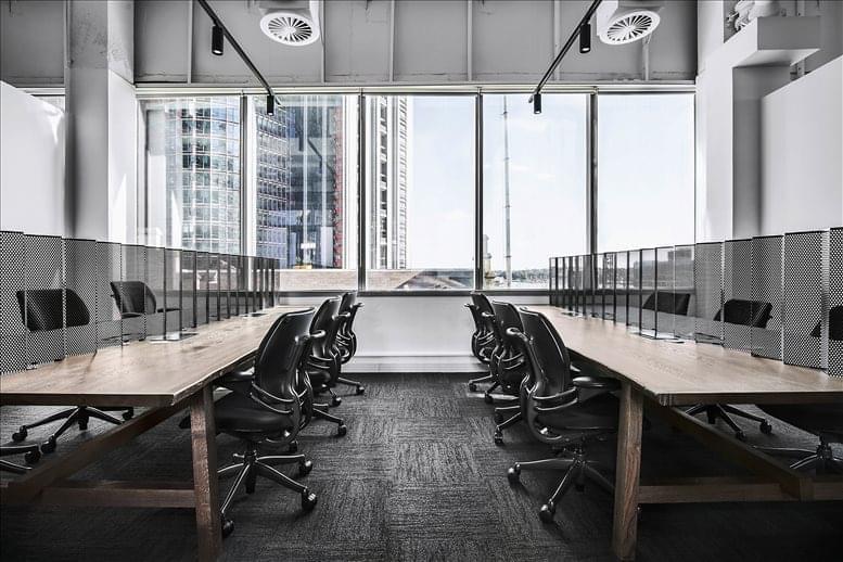 201 Kent St, Barangaroo Office Space - Sydney