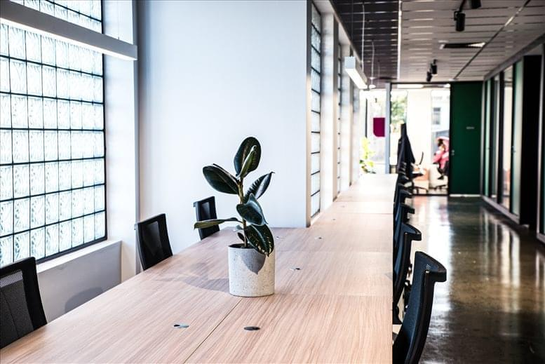 This is a photo of the office space available to rent on 245 St Kilda Road, St Kilda