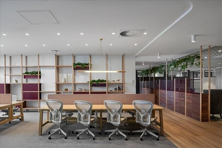 Photo of Office Space available to rent on Collins Square Tower 5, 727 Collins Street, Level 23, Melbourne