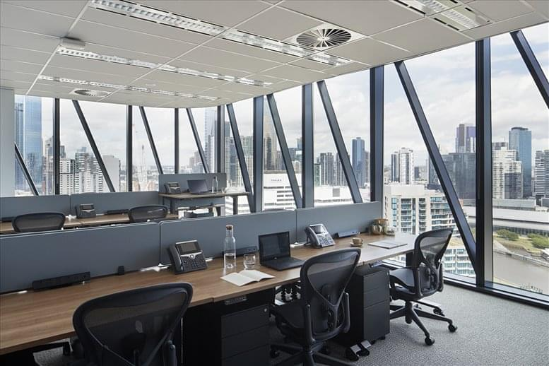 Office for Rent on Collins Square Tower 5, 727 Collins Street, Level 23 Melbourne