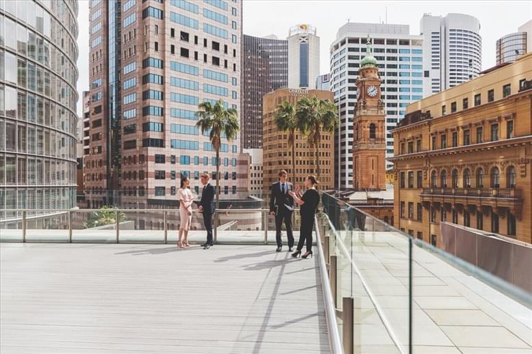 Office for Rent on One Farrer, 1 Farrer Place, Level 15 Sydney