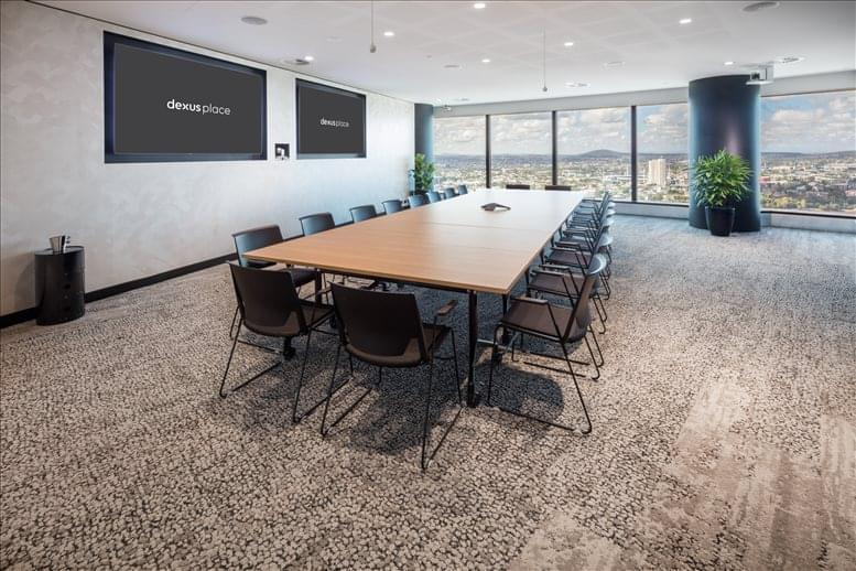 Waterfront Place, 1 Eagle Street, Golden Triangle Office for Rent in Brisbane